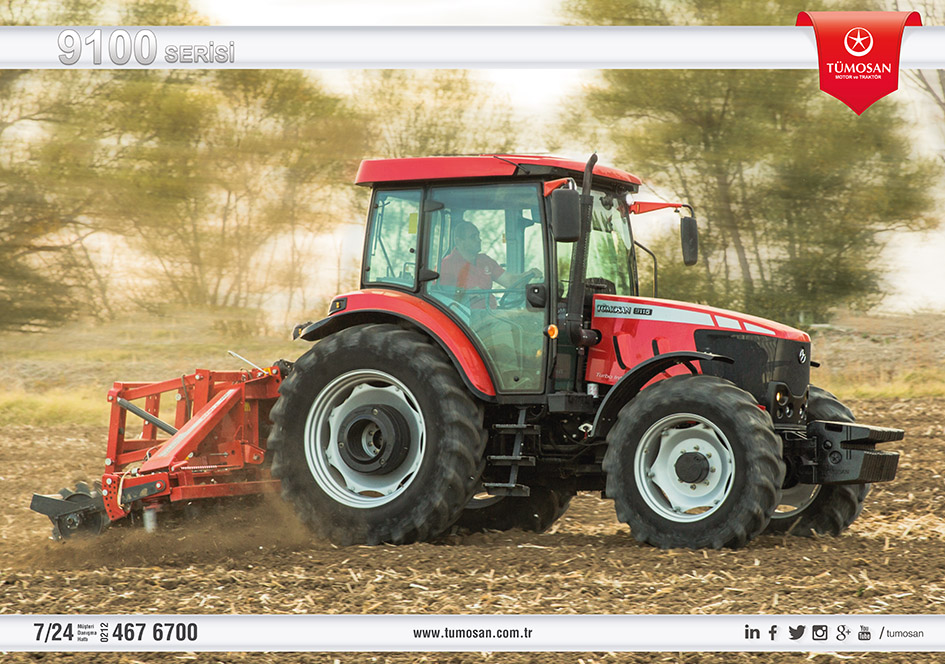 Tumosan Tractor