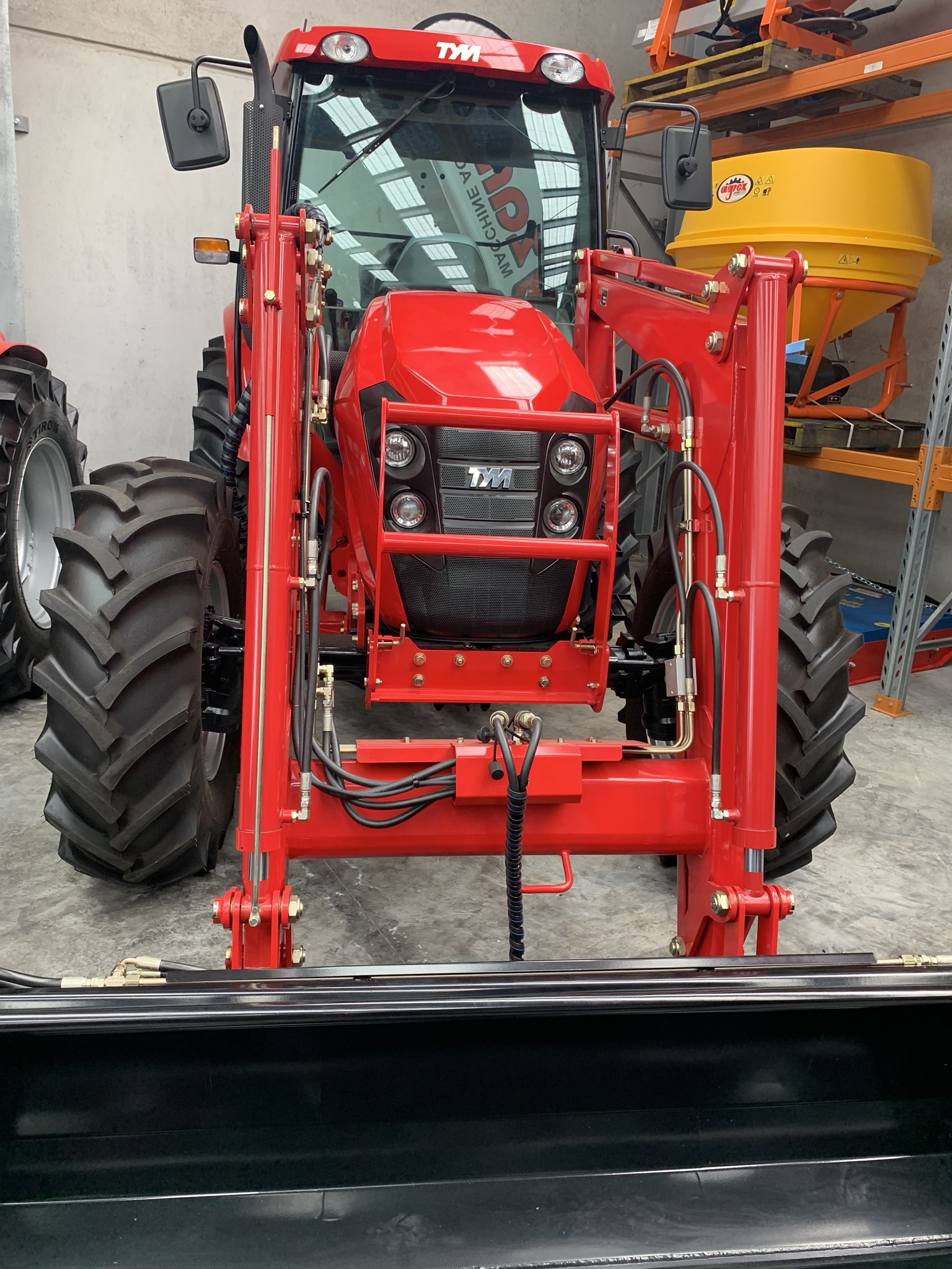New Kubota tractors for sale