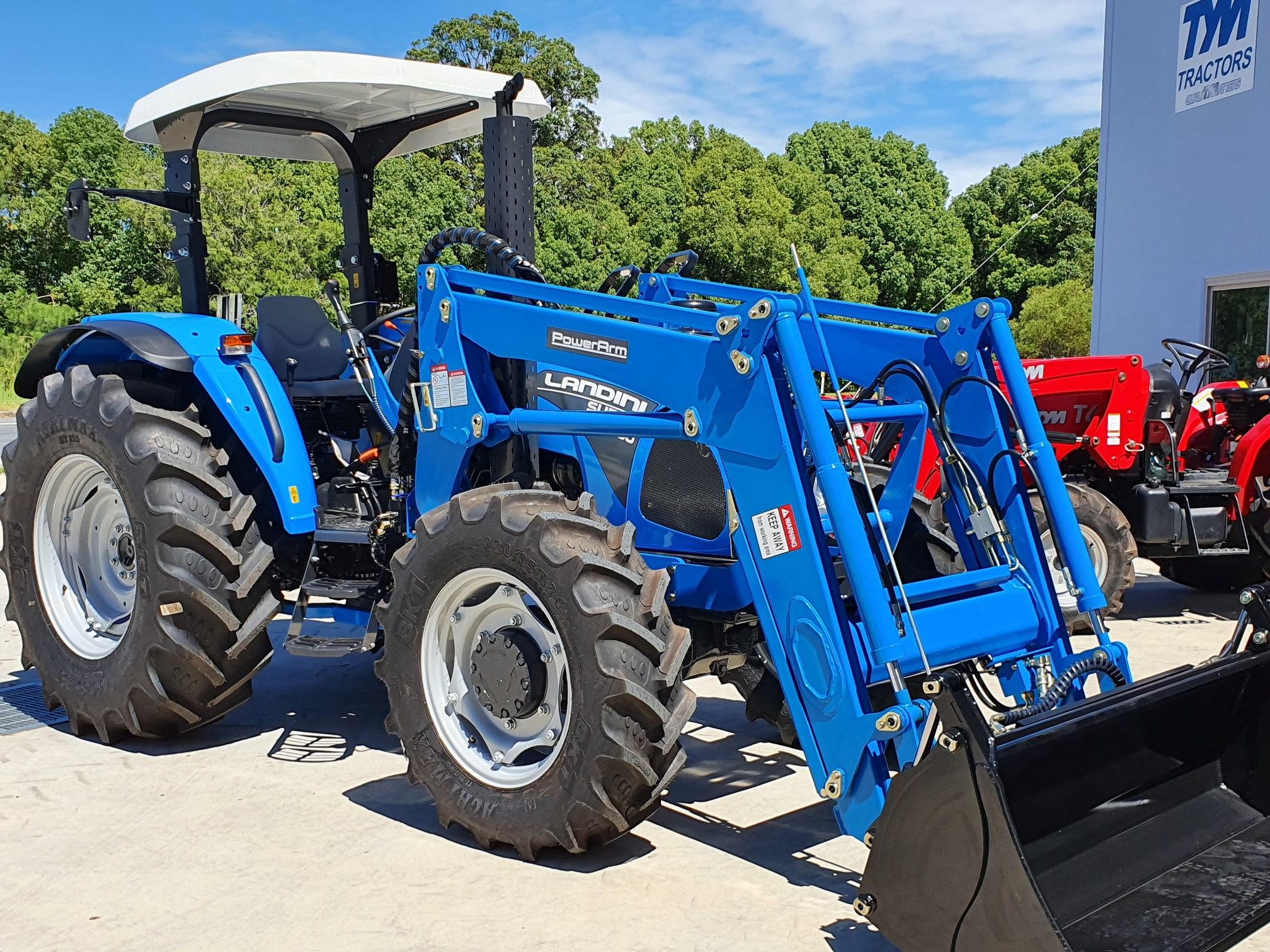 Tractors for sale QLD