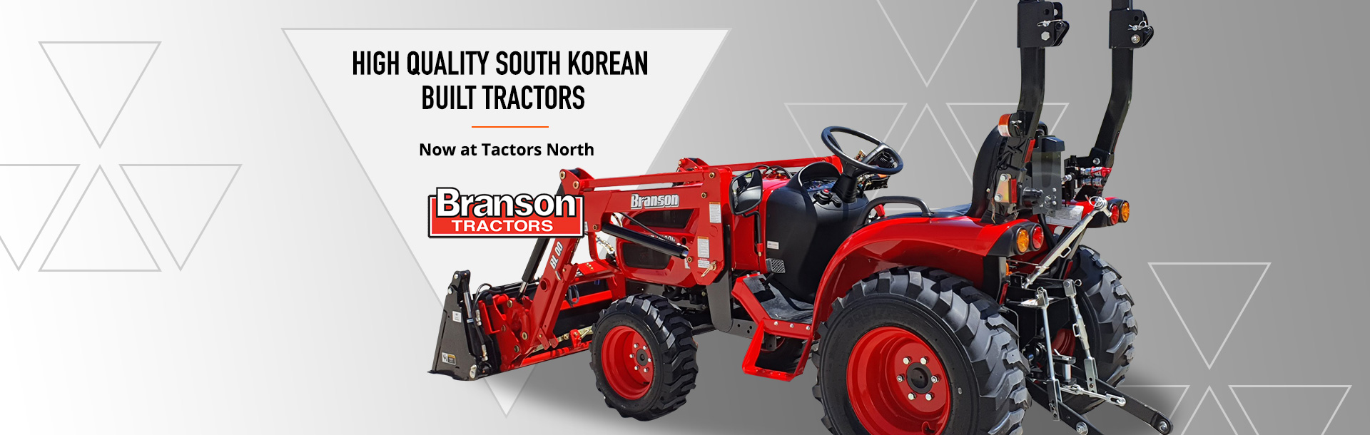 Tumosan Tractors